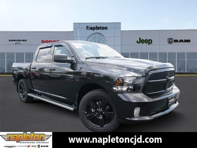 2018 Ram 1500 Crew Cab 4x2,  Pickup #JS279846 - photo 1