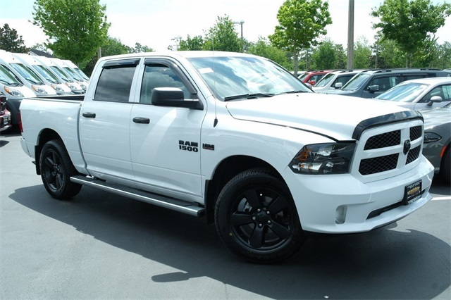 2018 Ram 1500 Crew Cab 4x2,  Pickup #JS280078 - photo 3
