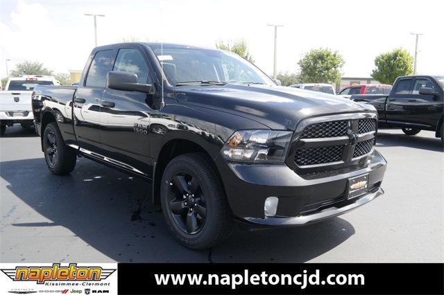 2018 Ram 1500 Quad Cab 4x2,  Pickup #JS336811 - photo 1