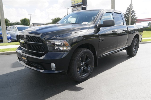 2018 Ram 1500 Quad Cab 4x2,  Pickup #JS336812 - photo 4