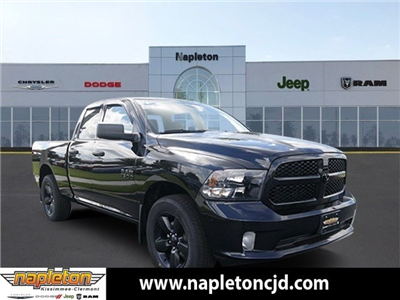 2018 Ram 1500 Quad Cab 4x2,  Pickup #JS336812 - photo 1