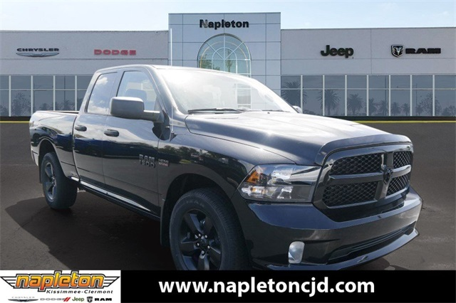 2018 Ram 1500 Quad Cab 4x2,  Pickup #JS336815 - photo 1