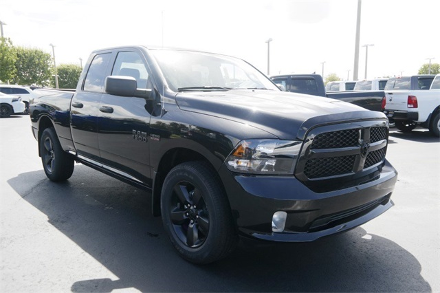 2018 Ram 1500 Quad Cab 4x2,  Pickup #JS336815 - photo 4