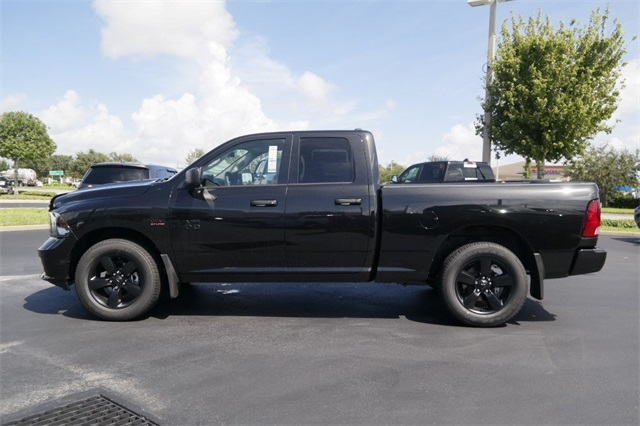 2018 Ram 1500 Quad Cab 4x2,  Pickup #JS336815 - photo 7
