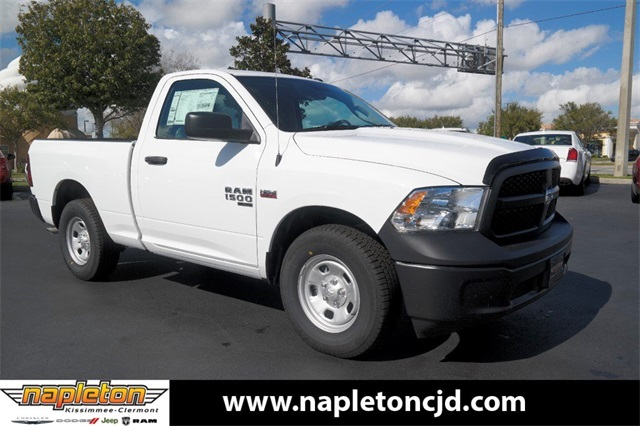 2019 Ram 1500 Regular Cab 4x2,  Pickup #KG503094 - photo 1