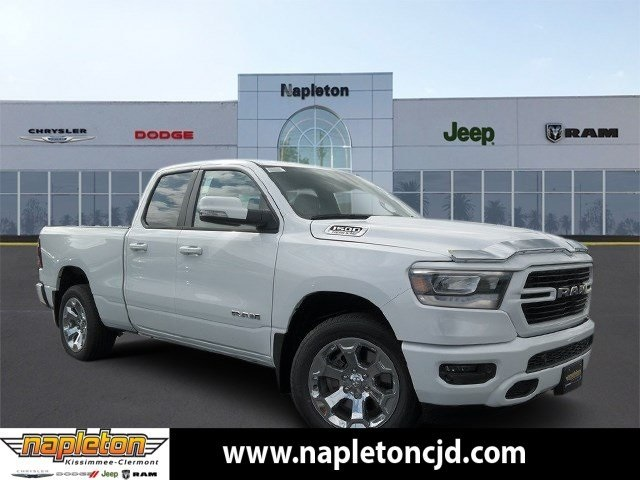 2019 Ram 1500 Quad Cab 4x2,  Pickup #KN519557 - photo 1