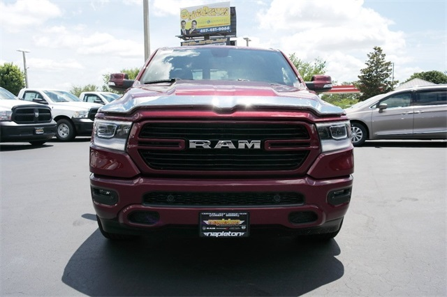 2019 Ram 1500 Quad Cab 4x2,  Pickup #KN526578 - photo 3