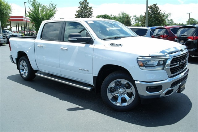 2019 Ram 1500 Crew Cab 4x4,  Pickup #KN538786 - photo 3