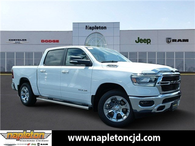 2019 Ram 1500 Crew Cab 4x4,  Pickup #KN538786 - photo 1