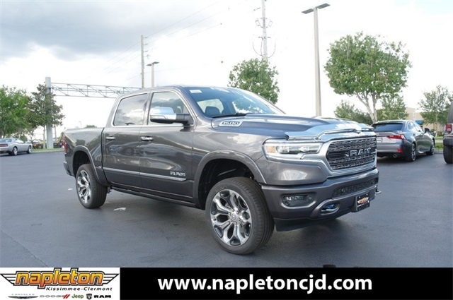 2019 Ram 1500 Crew Cab 4x2,  Pickup #KN617645 - photo 1
