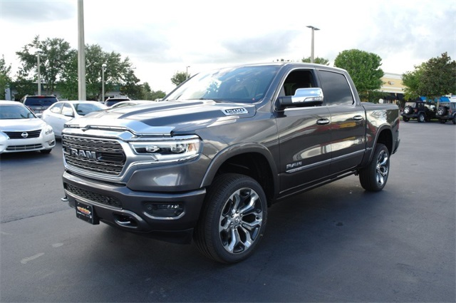 2019 Ram 1500 Crew Cab 4x2,  Pickup #KN617645 - photo 4