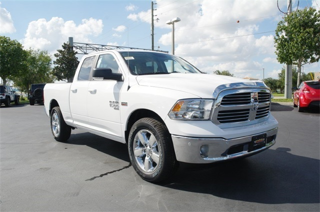 2019 Ram 1500 Quad Cab 4x2,  Pickup #KS516425 - photo 4