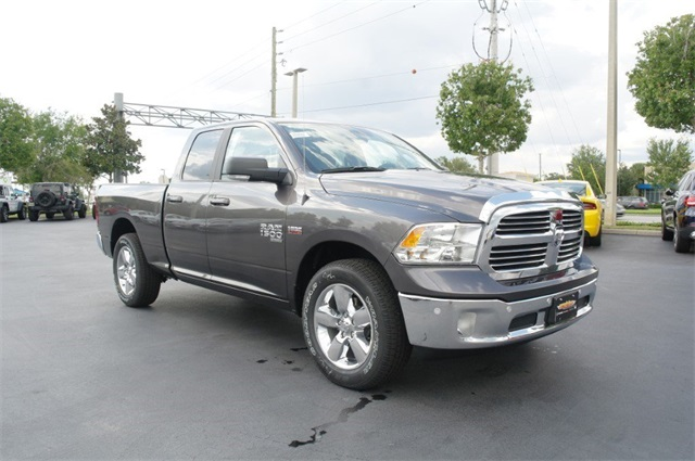 2019 Ram 1500 Quad Cab 4x2,  Pickup #KS516426 - photo 4