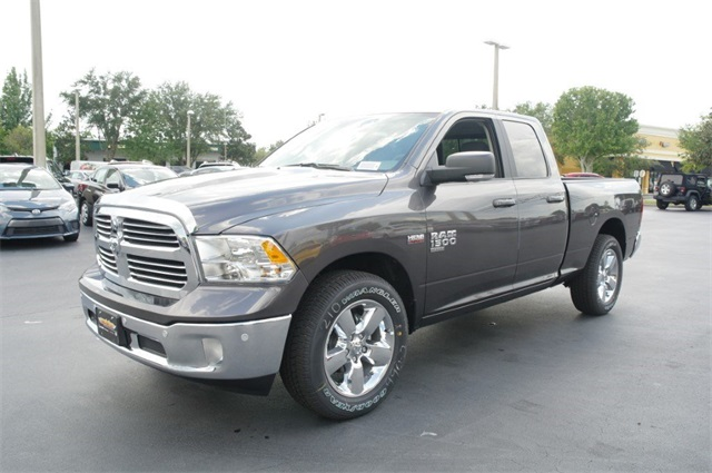 2019 Ram 1500 Quad Cab 4x2,  Pickup #KS516426 - photo 6