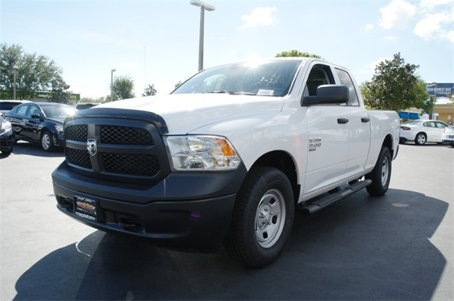 2019 Ram 1500 Quad Cab 4x4,  Pickup #KS535461 - photo 6
