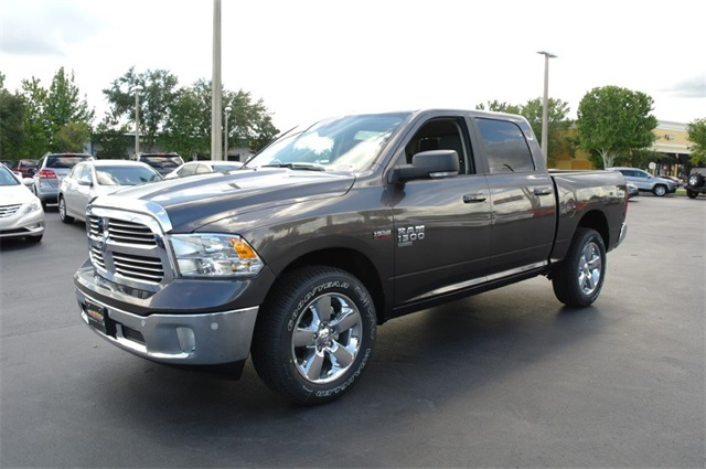2019 Ram 1500 Crew Cab 4x4,  Pickup #KS535465 - photo 4
