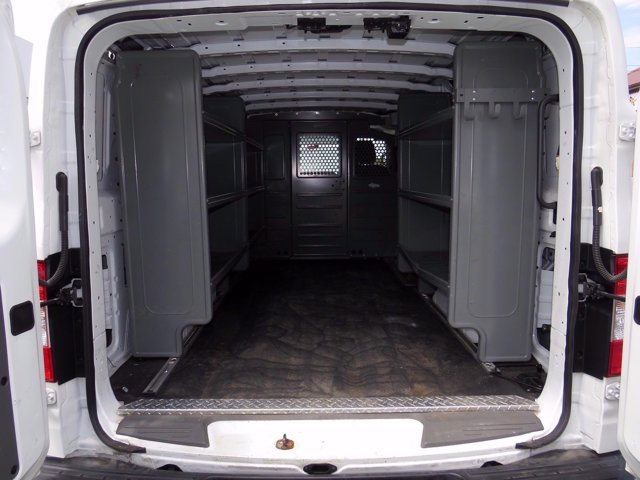 2018 Nissan NV1500 Standard Roof RWD, Adrian Steel Upfitted Cargo Van #FB31654 - photo 1