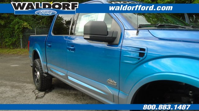 2018 F-150 SuperCrew Cab 4x4,  Pickup #L8041 - photo 20