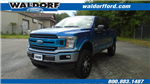 2018 F-150 SuperCrew Cab 4x4,  Pickup #L8041 - photo 1