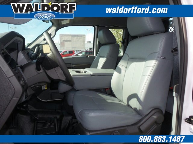 2016 F-550 Super Cab DRW 4x4, Knapheide Value-Master X Contractor Body #WG7464 - photo 11