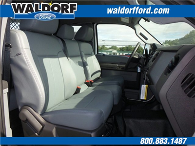 2016 F-550 Super Cab DRW 4x4, Knapheide Value-Master X Contractor Body #WG7464 - photo 10