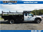 2016 F-550 Super Cab DRW 4x4, Knapheide Value-Master X Contractor Body #WG7464 - photo 4