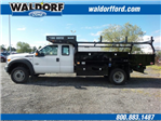 2016 F-550 Super Cab DRW 4x4, Knapheide Value-Master X Contractor Body #WG7464 - photo 7