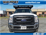 2016 F-550 Super Cab DRW 4x4, Knapheide Value-Master X Contractor Body #WG7464 - photo 8