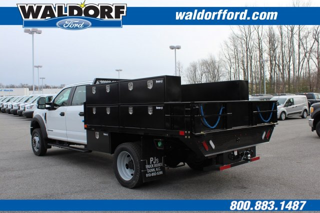 2017 F-450 Crew Cab DRW 4x4,  PJ's Truck Bodies & Equipment Contractor Body #WH5376 - photo 2