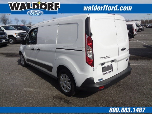 2017 Transit Connect Cargo Van Wh6003 Photo 2