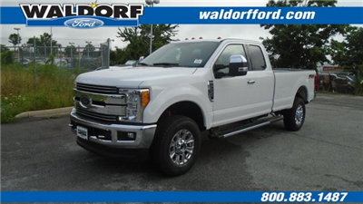 2017 F-250 Super Cab 4x4 Pickup #WH6211 - photo 1