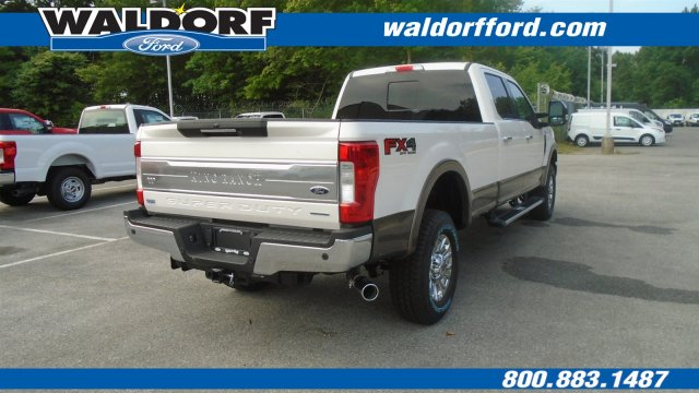 2017 F-250 Crew Cab 4x4, Pickup #WH6226 - photo 5