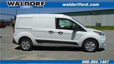 2017 Transit Connect Cargo Van #WH6865 - photo 4