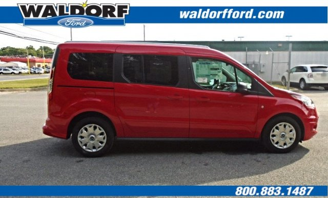 2017 Transit Connect, Passenger Wagon #WH7083 - photo 4