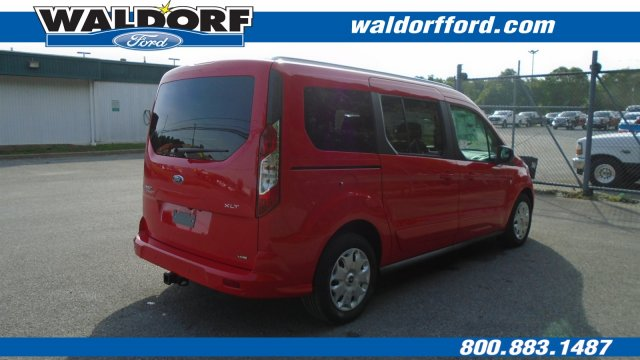 2017 Transit Connect, Passenger Wagon #WH7083 - photo 5
