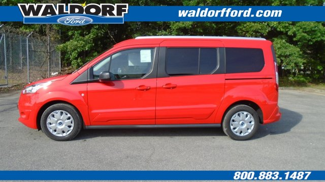 2017 Transit Connect, Passenger Wagon #WH7083 - photo 7