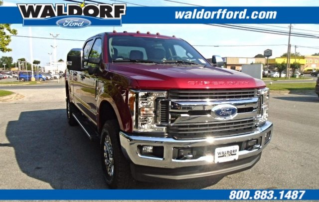 2017 F-250 Crew Cab 4x4, Pickup #WH7242 - photo 3