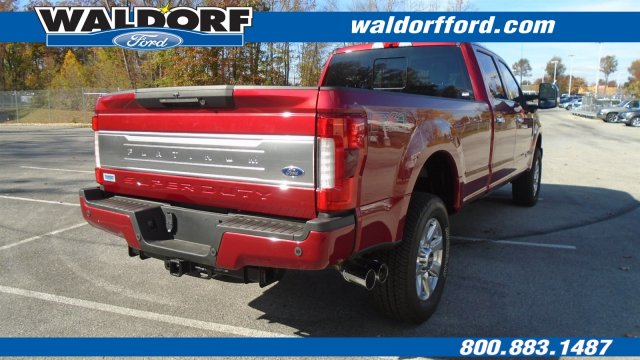 2017 F-250 Crew Cab 4x4, Pickup #WH7324 - photo 4