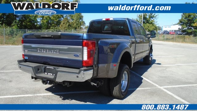 2017 F-350 Crew Cab DRW 4x4 Pickup #WH7500 - photo 5