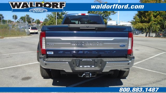 2017 F-350 Crew Cab DRW 4x4 Pickup #WH7500 - photo 6