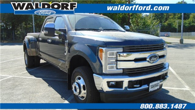 2017 F-350 Crew Cab DRW 4x4 Pickup #WH7500 - photo 3