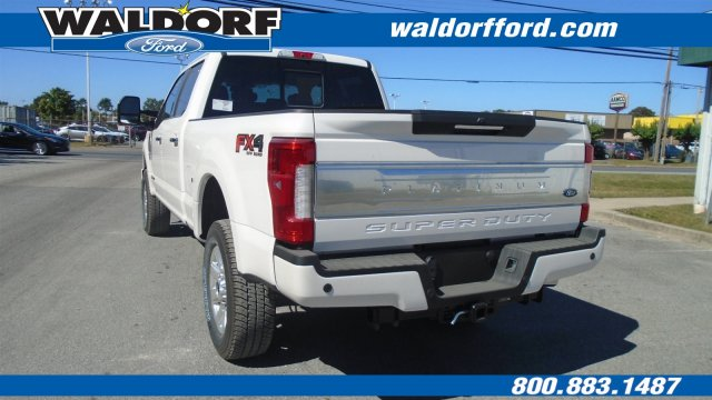 2017 F-250 Crew Cab 4x4, Pickup #WH7533 - photo 2