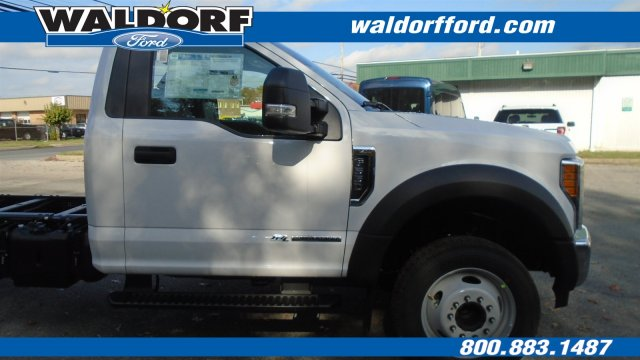 2017 F-550 Regular Cab DRW Cab Chassis #WH7662 - photo 3