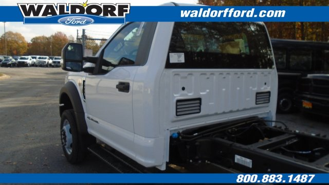 2017 F-550 Regular Cab DRW Cab Chassis #WH7662 - photo 2
