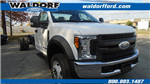 2017 F-550 Regular Cab DRW Cab Chassis #WH7662 - photo 1