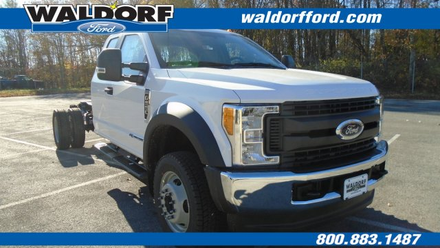 2017 F-550 Super Cab DRW 4x4 Cab Chassis #WH7677 - photo 3