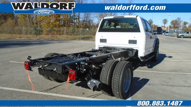 2017 F-550 Super Cab DRW 4x4 Cab Chassis #WH7677 - photo 5