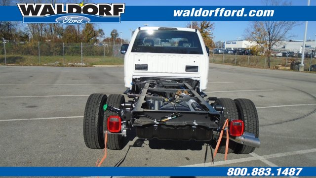 2017 F-550 Super Cab DRW 4x4 Cab Chassis #WH7677 - photo 6