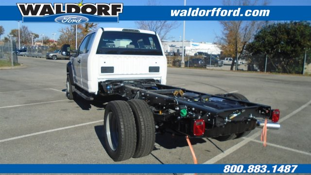 2017 F-550 Super Cab DRW 4x4 Cab Chassis #WH7677 - photo 2