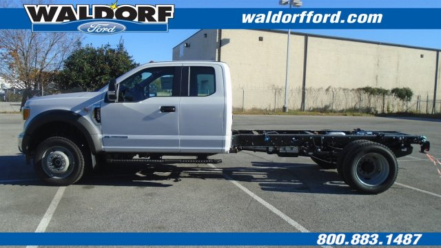 2017 F-550 Super Cab DRW 4x4 Cab Chassis #WH7677 - photo 7